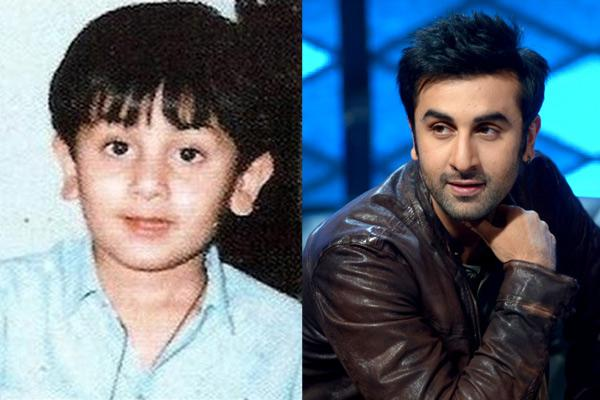Ranbir-Kapoor-Childhood-And-Now