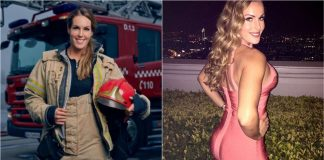 Fittest Firefighter Gunn Narten