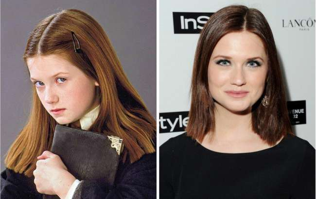 Ginevra-Weasley-Bonnie-Wright-Then-Now