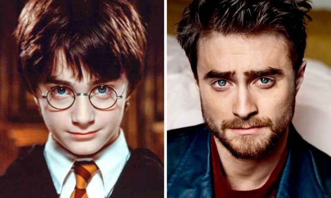 Have A Dazzling Look At The Harry Potter Stars Then And Now