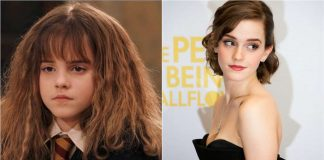 Harry Potter Stars Then And Now