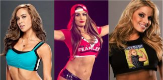 Hottest WWE Girls