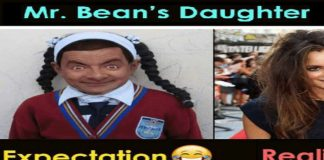 Mr. Bean's Daughter Lily Atkinson (3)