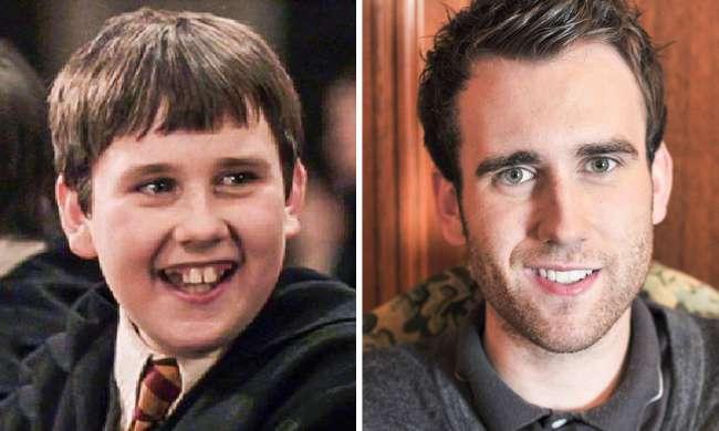 Neville-Longbottom-Matthew-Lewis-Then-Now