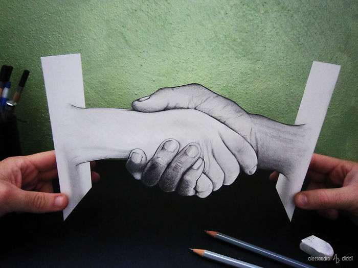 3d-Illusions-Pencil-Drawings-1