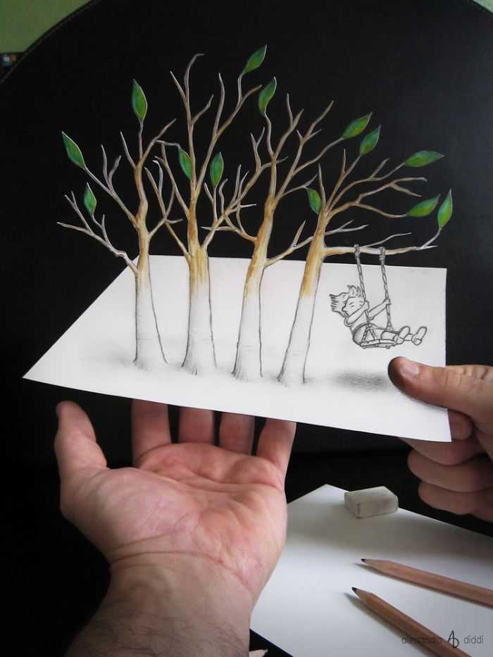 3d-Illusions-Pencil-Drawings-10