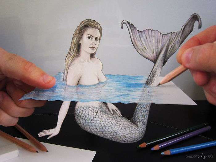 3d-Illusions-Pencil-Drawings-11