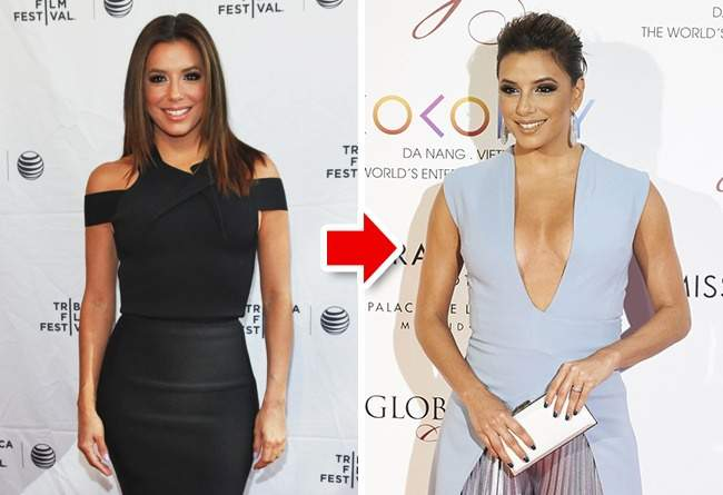 Celebrities-who-have-gained-a-lot-of-weight-Eva-Longoria