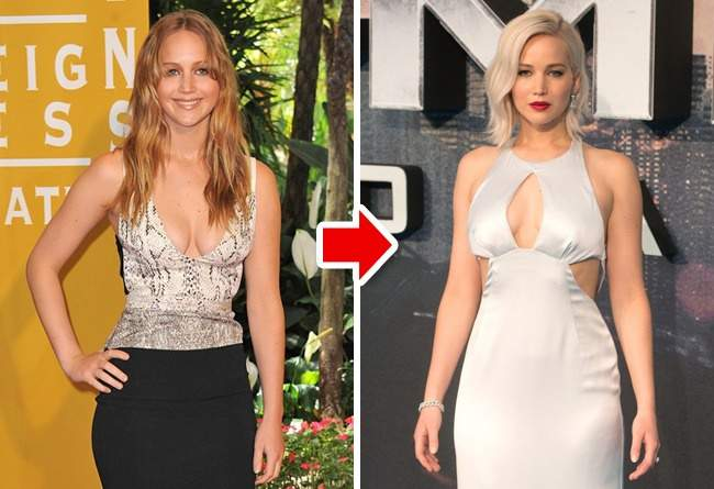 Celebrities-who-have-gained-a-lot-of-weight-Jennifer-Lawrence