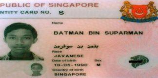 Bizarre ID Cards