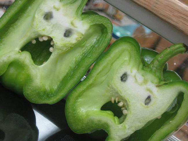 Странно Выглядящие Овощи-10