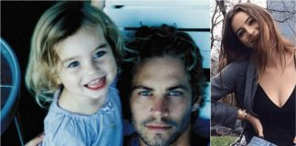 Paul Walker's Daughter Meadow Walker