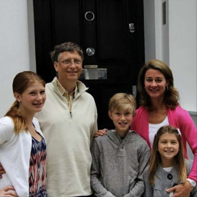 Meet The World S Richest Heirs Bill Gates Children