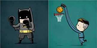 Famous Superheroes in Sports