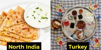 Breakfast in Different Countries