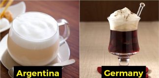 Cup of Coffee Around The World