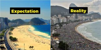 Tourist Destinations Expectations Vs Reality