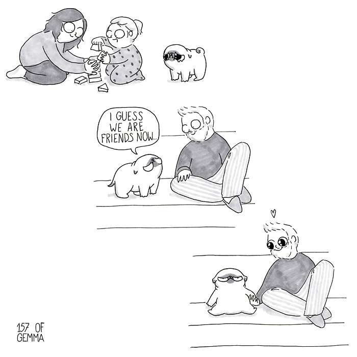 Adorable-Comic-Strips-Dogs-4