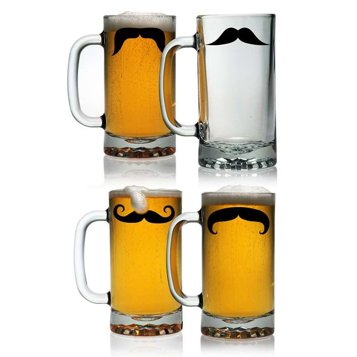 moustache-beer-glasses