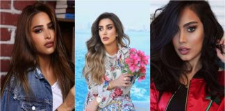 Top 10 Beautiful Kuwaiti Women