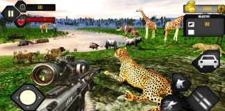 Playing Online Hunting Games