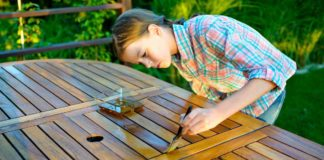 Woodworking Kids Hobby